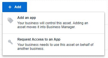 How to create a second business manager account on facebook