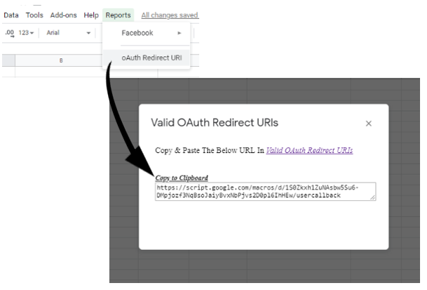 Step by step guide to automate Facebook Ad spend data import to