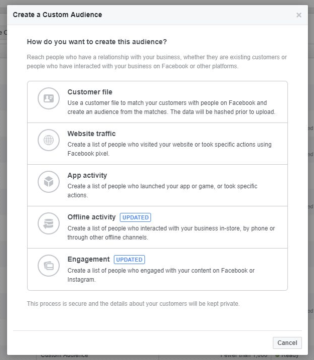facebook manager how to create app ads