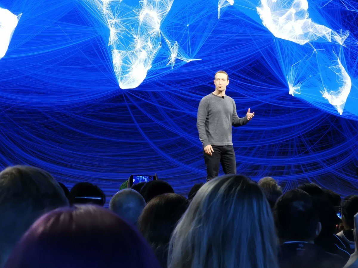 The most interesting news from the F8 conference | Newsfeed org