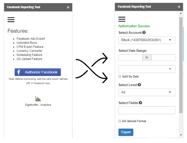 Facebook Id To Email Converter