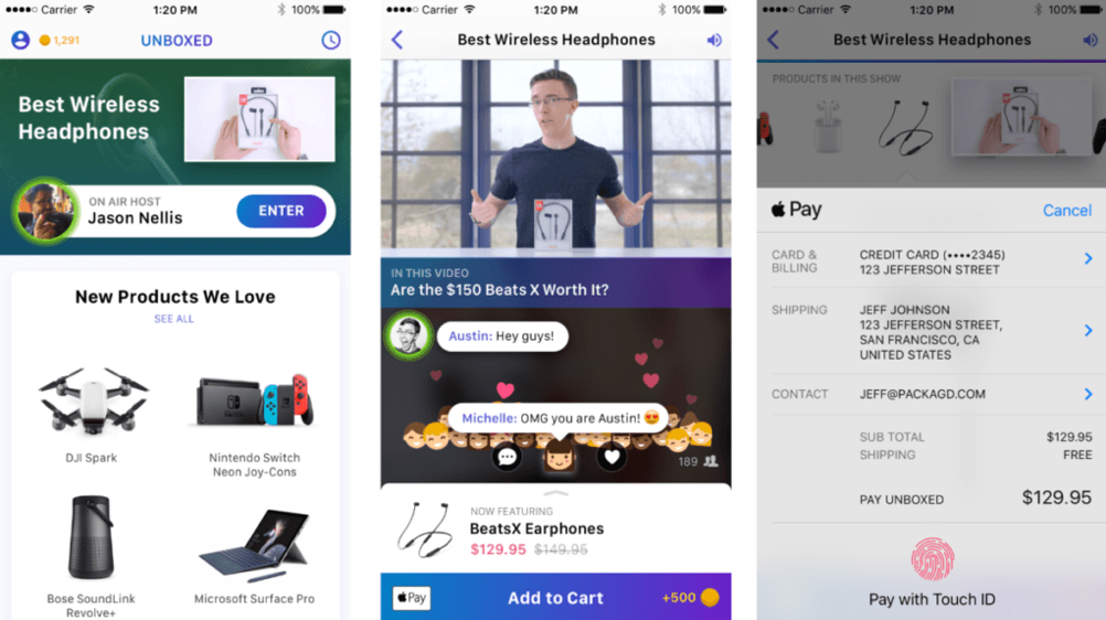 Facebook is developing an in-stream shopping feature
