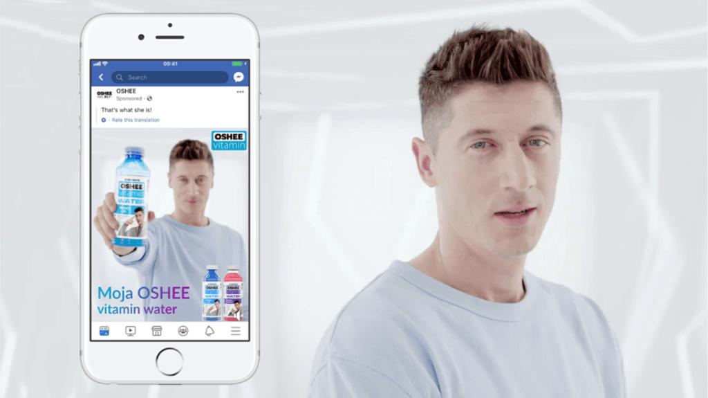 OSHEE: Budowanie świadomości marki za pomocą reklam wideo na Facebooku