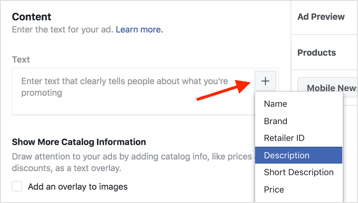 How to use Facebook Dynamic Ads to promote your blog posts