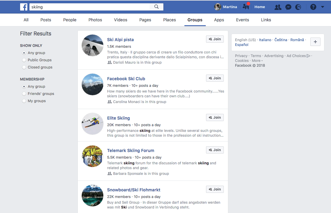 7 tips on how to make good use of Facebook groups in terms of